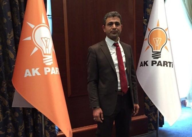 Zafer Şahin Aday Adaylığı Başvurusunu Ankara'dan Yaptı