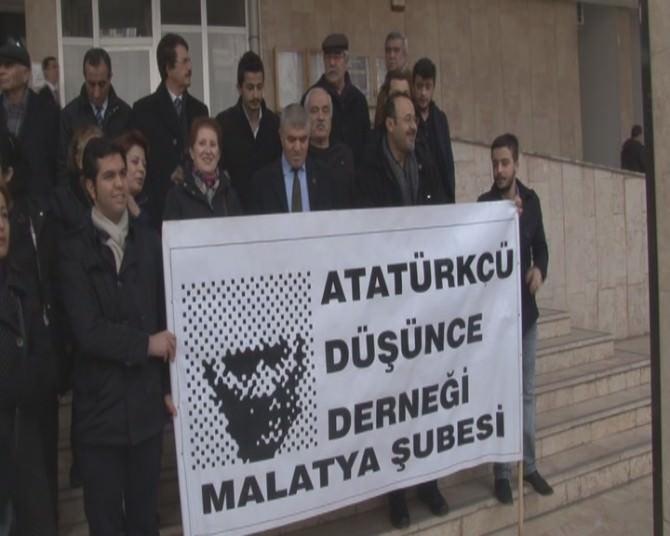 Add Malatya Şubesi'nden İç Güvenlik Yasasına Tepki