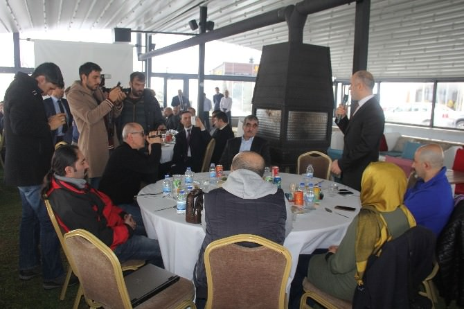 Murat Kılıç, AK Parti Erzurum Milletvekili Aday Adayı Oldu