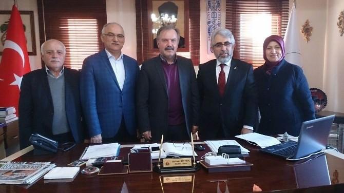 """AK Parti Trabzon Milletvekili Aday Adayı Küçük; """"Sorunları Birlikte Çözeceğiz"""""""