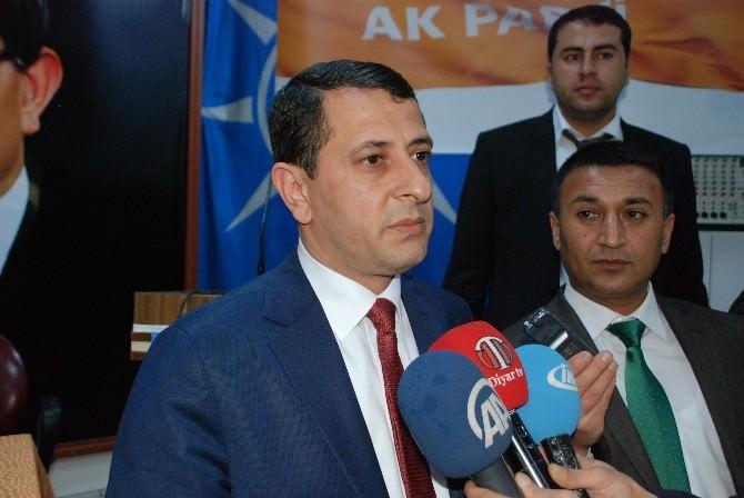 Parlak, AK Parti Diyarbakır Milletvekili Aday Adaylığı Başvurusunu Yaptı