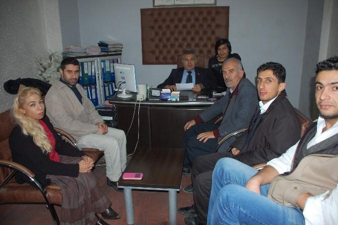 Harputluoğlu; Türkiye Ortapedik Engelliler Derneği Federasyonu Bölge Temsilcisi Oldu