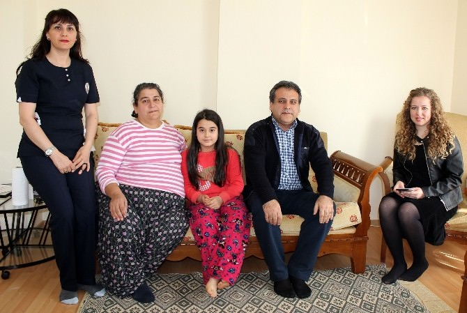 Akhb Genel Sekreteri Obezite Ameliyatı Olan Hastaları Ziyaret Etti