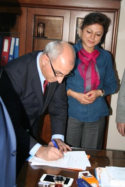 Av Ensar Erdoğdu Milletvekili Aday Adaylığını Açıkladı