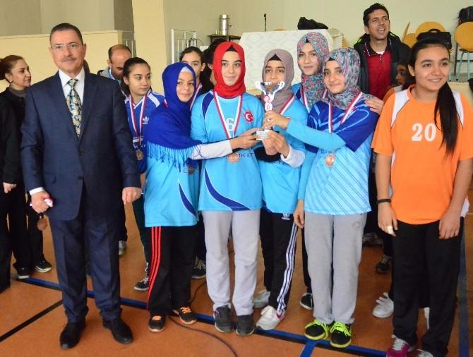 Badminton Anadolu Yıldızlar Ligi Çeyrek Final Müsabakaları