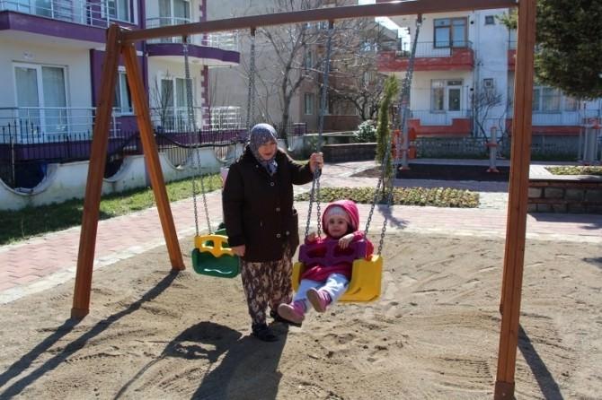 Dr. Ahmet Nami Özdemir Parkı Açıldı