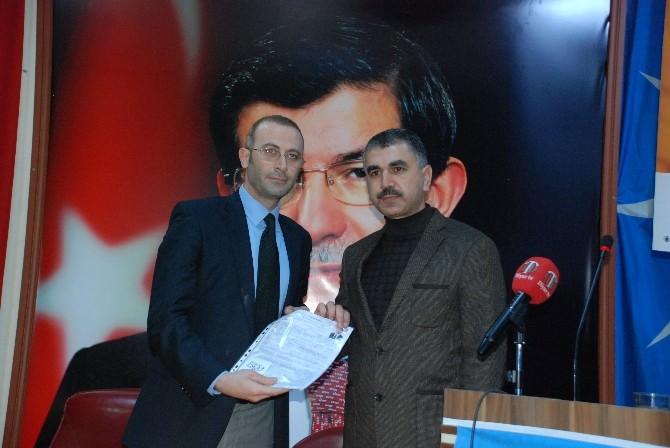 Avukat Ercan Ezgin Aday Adaylığını Açıkladı