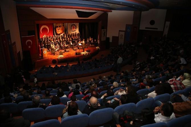Denizli Büyükşehir Belediyesi'nden Türk Sanat Müziği Gecesi
