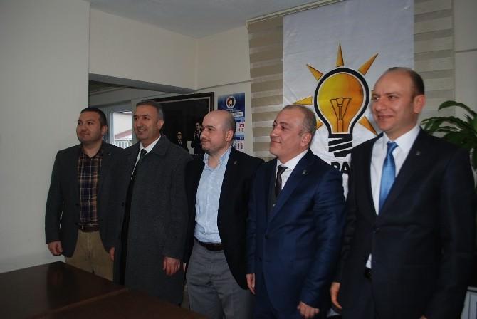 Ersin Danış, AK Parti'den Tekirdağ Milletvekili Aday Adaylığını Açıkladı