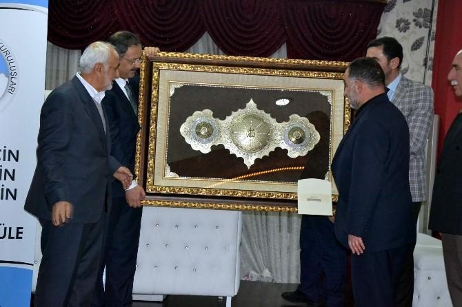 Mehmet Özhaseki İçin Vefa Gecesi Düzenlendi