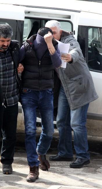 Kar Maskeli Gaspçı, Tutuklandı