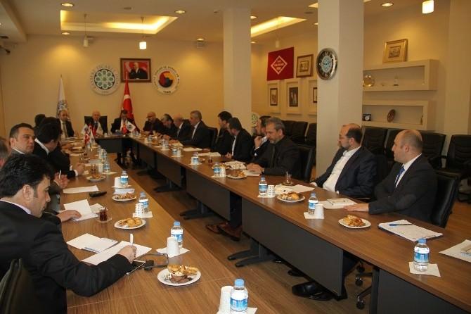 KTO Ve KAYSO'nun Mobilya Sektörü Komiteleri Ortak İstişare Toplantısı Gerçekleştirildi