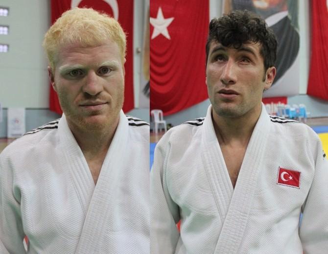 Görme Engelli Judocular Olimpiyat Yolunda