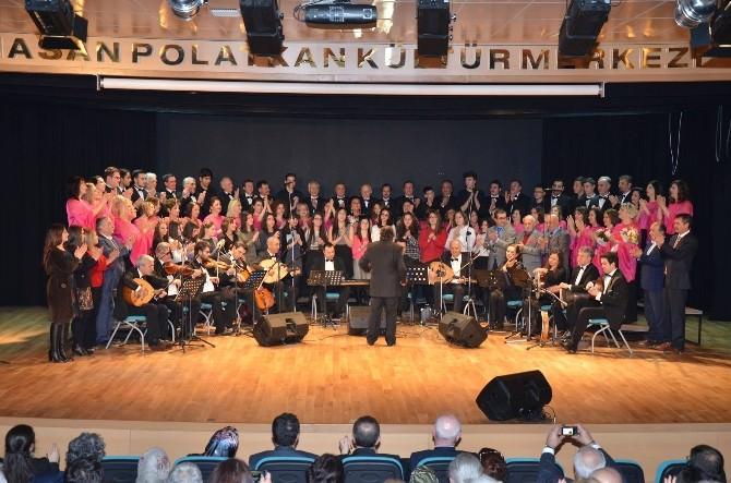 Eskişehir'de Türk Sanat Müziği Korosu Konseri
