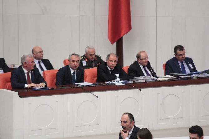 Meclis'te Süleyman Şah Gerginliği