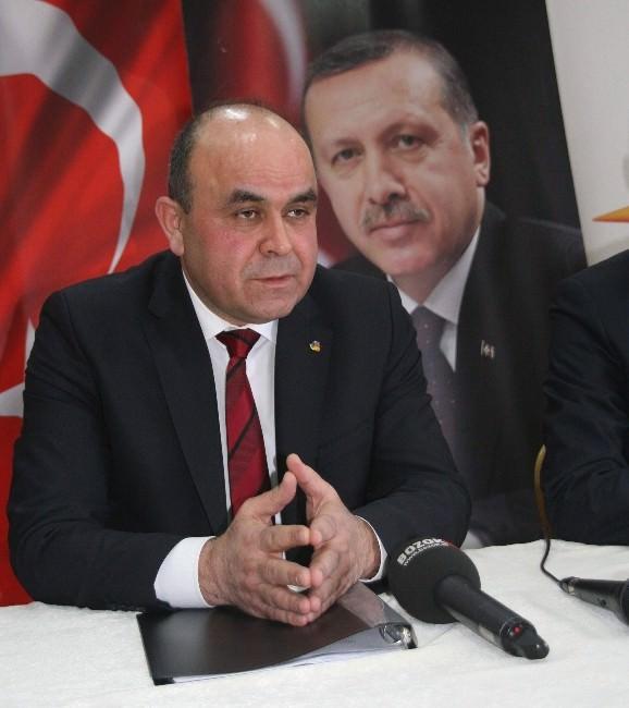 Yozgatlı İş Adamı Ayhan Çelik AK Parti'den Milletvekili Aday Adayı Müracaatını Yaptı