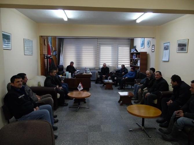 Kurucaşile Belediyesi DİSK-genel İş Senikası İle Anlaşma Sağladı