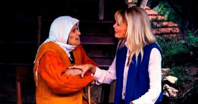 Beş haftalık çekimlerde Kastamonu kadını oldu