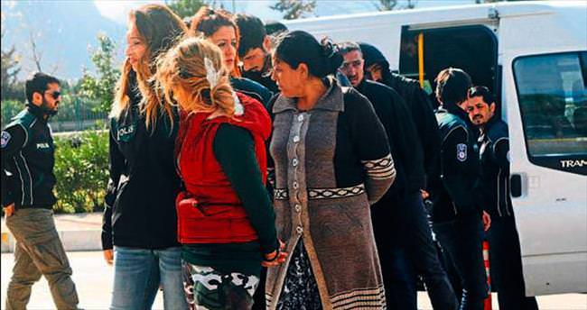 Zeytinköy'e şok baskın
