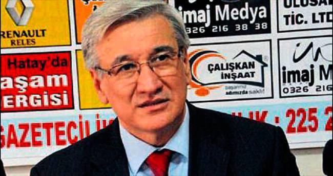 Eski başkan Yeloğlu siyasete soyundu