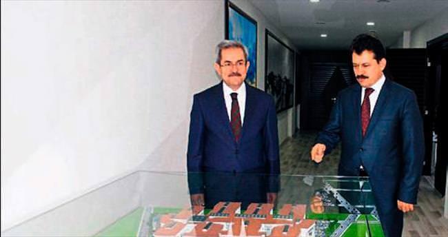 Amaç Adana'ya daha iyi hizmet