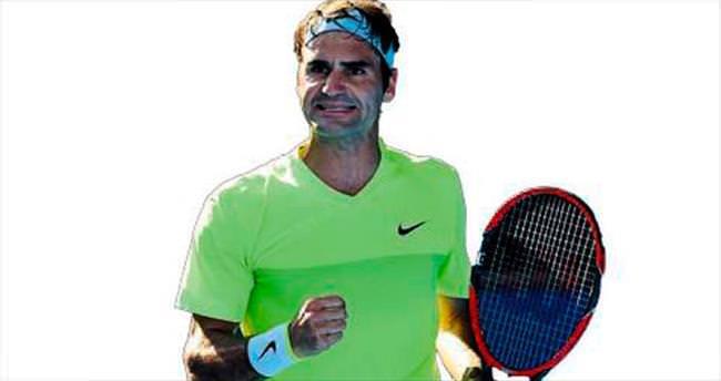 Federer'in her adımı değerli
