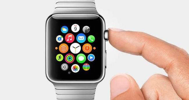 Apple Watch eksik kaldı