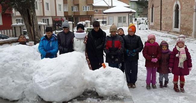 Kardan adama cenaze namazı