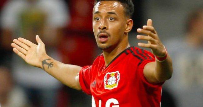 Leverkusen Bellarabi ile sözleşme yeniledi