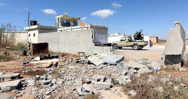 Libya'da intihar saldırıları