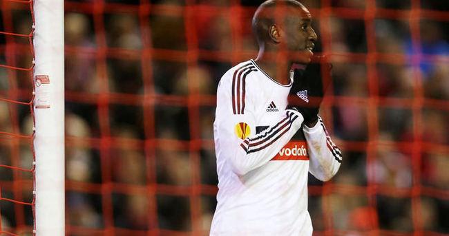 Moreno: Demba Ba o golü atsaydı...
