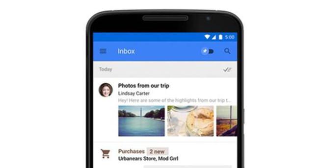 Google, Inbox'ın kullanım alanını genişletti