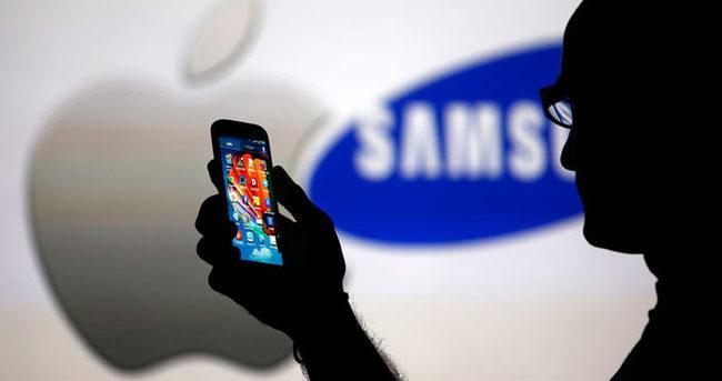 Samsung'tan Apple'a darbe