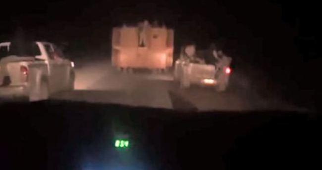 IŞİD Peşmerge noktasına saldırdı