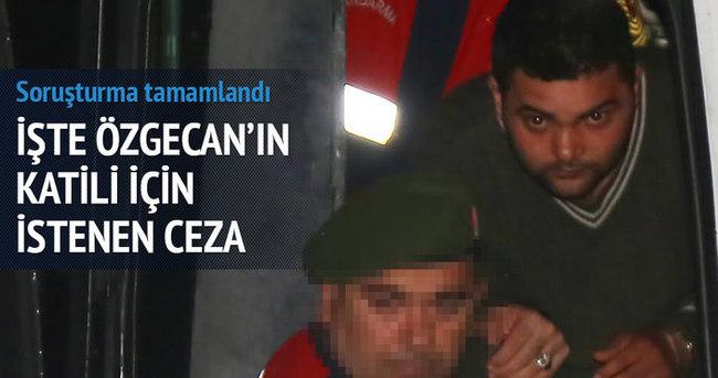 Özgecan Aslan cinayetinde savcıdan en ağır ceza talebi