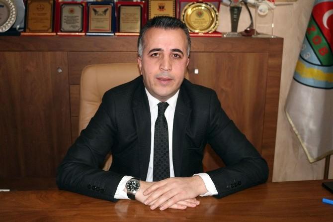 Azo Başkanı Aydemir, 4 Yıllık Çalışmalarını Değerlendirdi