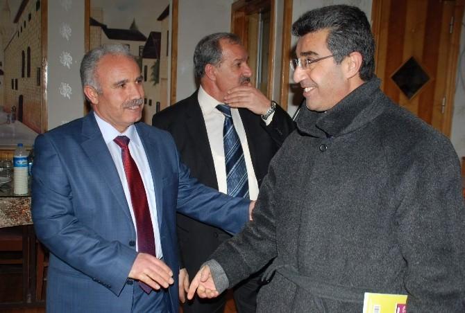 Ahmet Çelik Basınla Tanıştı