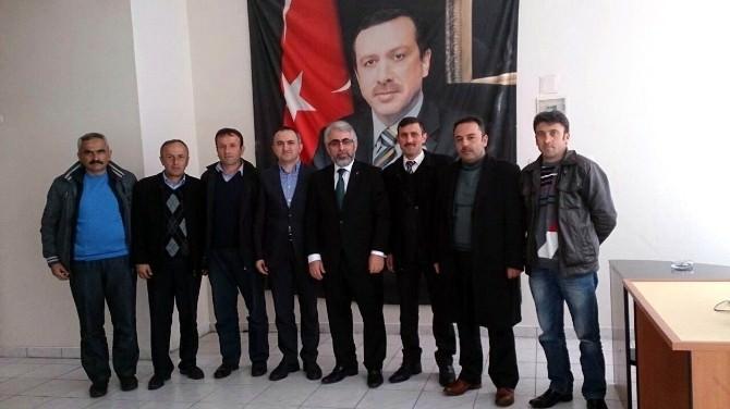 """Mahir Küçük: """"Trabzon İçin Var Gücümle Çalışacağım"""""""