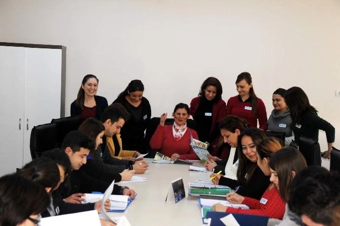 Başkan Çerçioğlu, Sosyal Hizmet Çalışanları İle Bir Araya Geldi