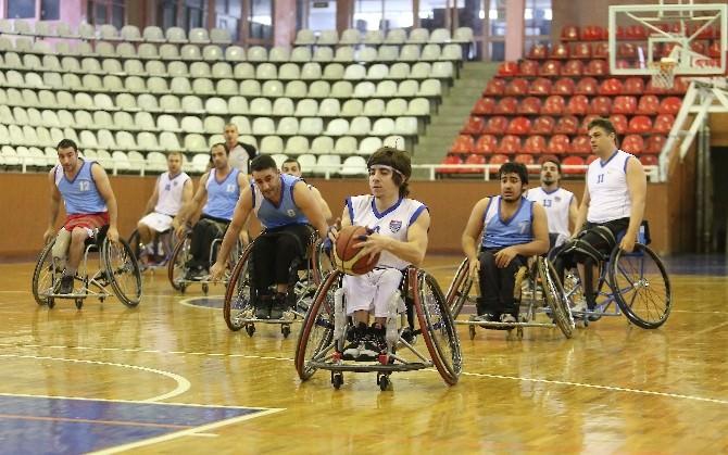 Engelli Basketçiler Ceylanpınar Virajında