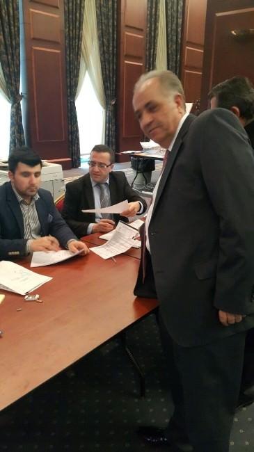 Kandaşoğlu AK Parti'den Başvurusunu Yaptı
