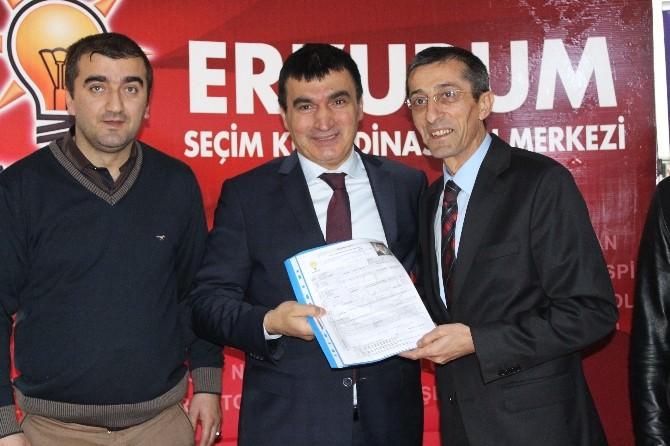 Dursun Yıldız, AK Parti'den Milletvekili Aday Adayı Oldu