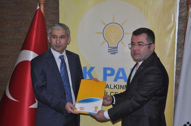 Mustafa Yılmaz AK Parti'den Aday Adayı Oldu
