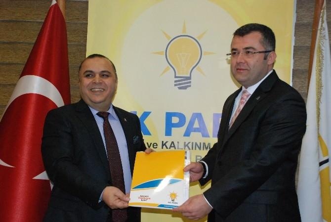 İş Adamı Sultan Ahmet Durdu Milletvekili Aday Adayı