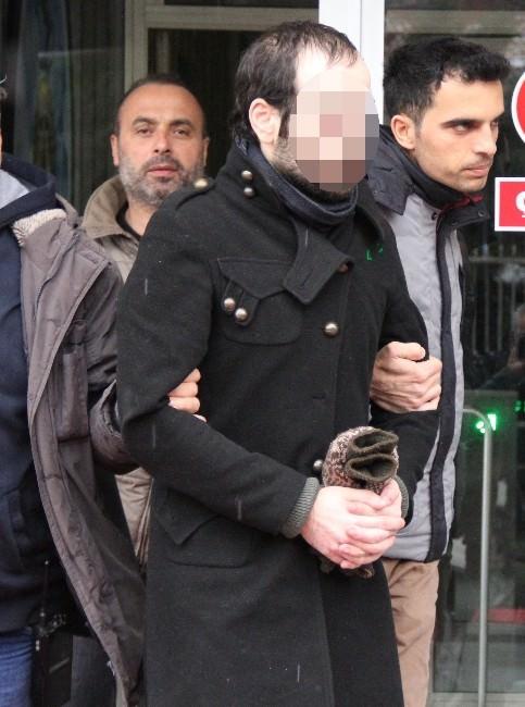 Samsun'da 4 Yerden Hırsızlık Şüphelisi Tutuklandı