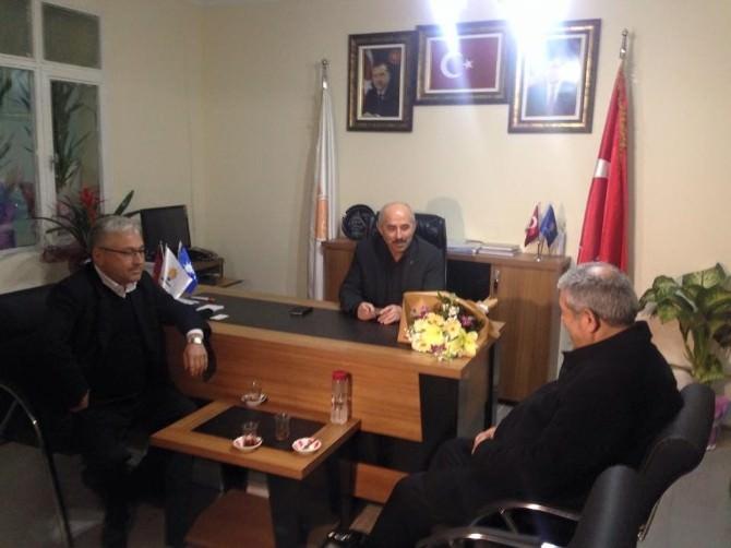 AK Parti Milletvekili Aday Adayı Hakkı Atila Turlara Başladı