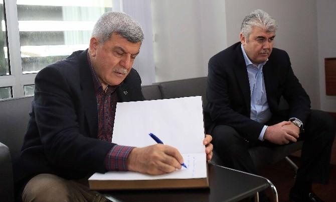 Kocaeli Büyükşehir Belediye Başkan İbrahim Karaosmanoğlu: