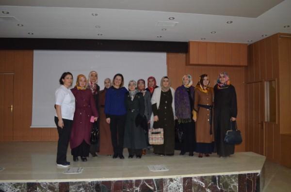 Kur'an Kursu Öğreticilerine Kanser Eğitimi