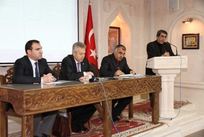 AFAD Koordinasyon Toplantısı Yapıldı