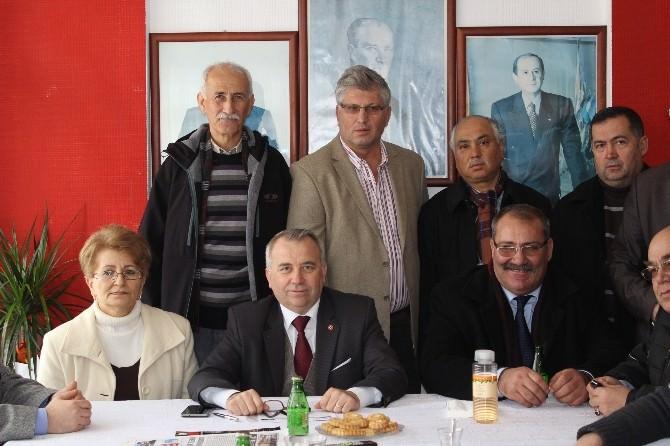 MHP'de 9 Ayrı Komisyon Kuruldu